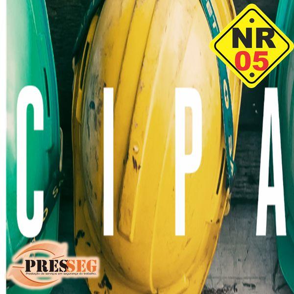 Imagem principal do produto CIPA - Comissão Interna de Prevenção de Acidentes