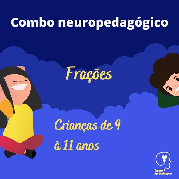 Imagem principal do produto COMBO 8 – Frações (9 a 11 anos)