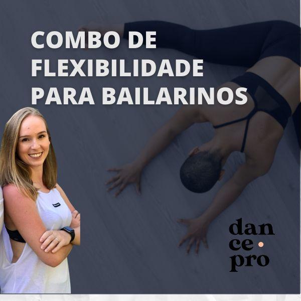Imagem principal do produto Combo de flexibilidade para bailarinos
