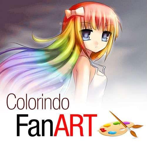 Método Colorindo FanArt