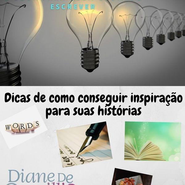 Imagem principal do produto E-book para quem gosta de escrever - Dicas de inspiração