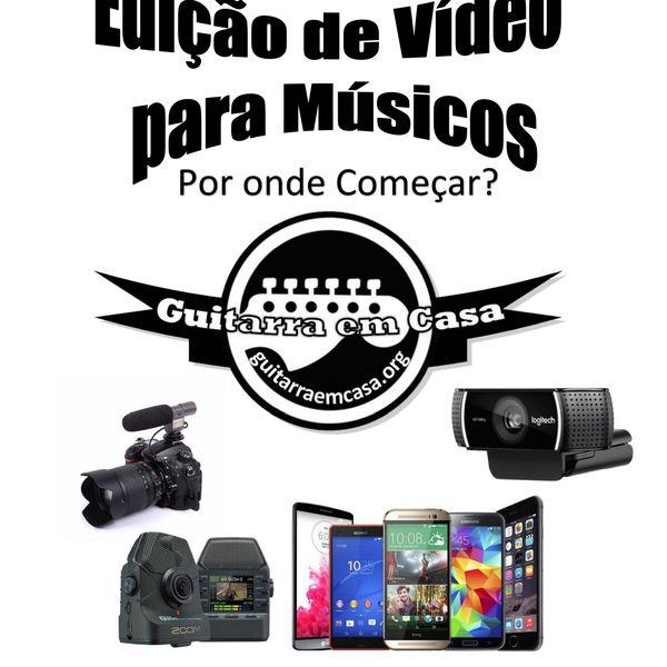 Imagem principal do produto Edição de vídeo para musico