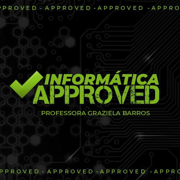 Imagem principal do produto INFORMÁTIA DO ZERO - PROFESSORA GRAZIELA BARROS