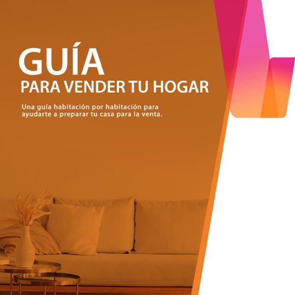 Imagem principal do produto Guía Home Staging una Venta más rápida, precio más alto.