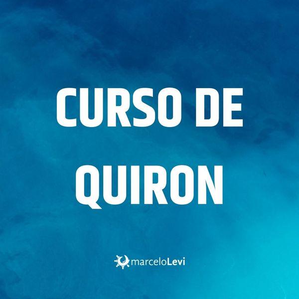 Imagem principal do produto CURSO DE QUÍRON