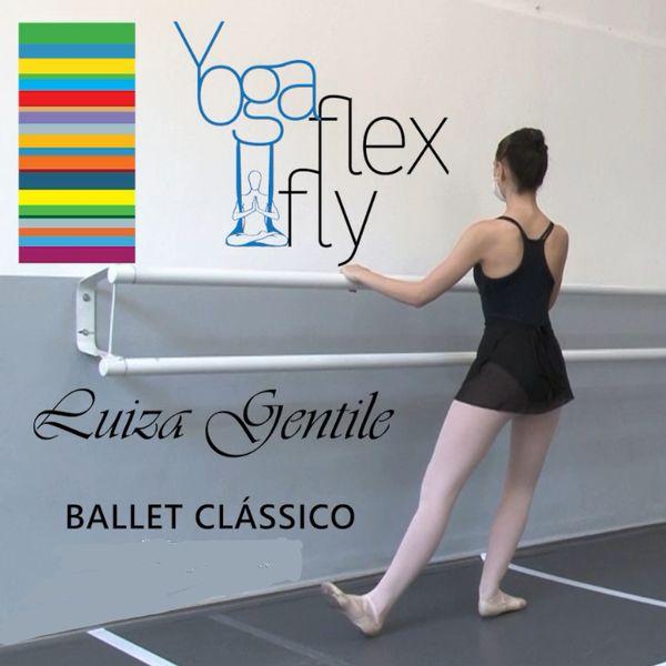 Imagem principal do produto BALLET CLÁSSICO - Yoga Flexfly