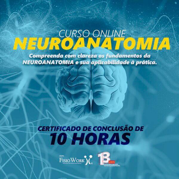 Imagem principal do produto Curso de Neuroanatomia