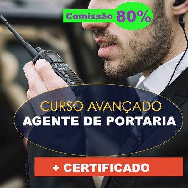 Imagem principal do produto CURSO AVANÇADO DE AGENTE DE PORTARIA