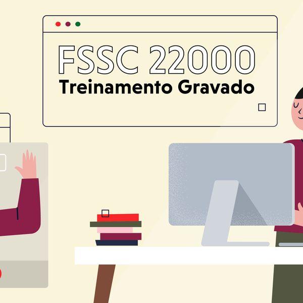 Imagem principal do produto FSSC 22000 online