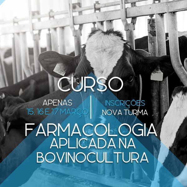 Imagem principal do produto Farmacologia Aplicada na Bovinocultura