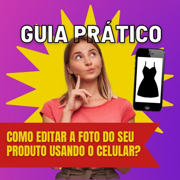 Imagem principal do produto Guia Rápido - Fotografia e edição para Postagens (Com Ênfase em Moda/Lojas de Roupas)