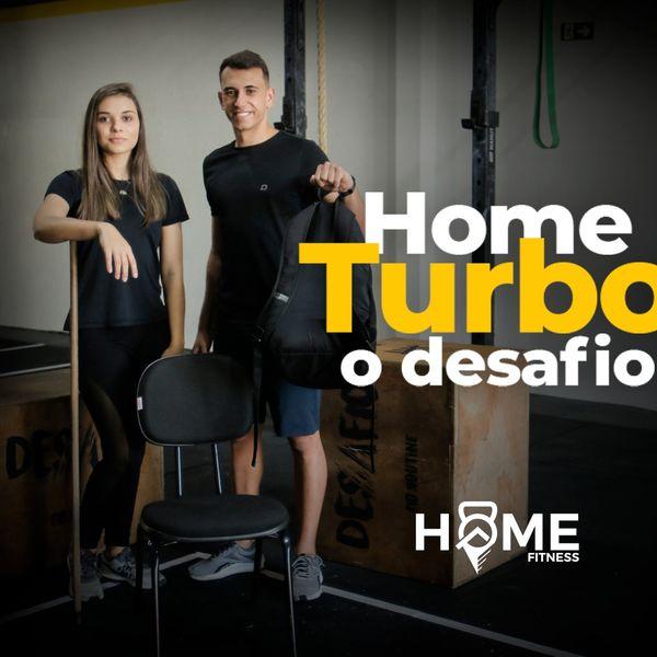 Imagem principal do produto Home Turbo - O Desafio