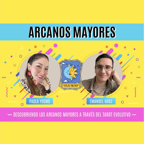 Imagem principal do produto Curso Arcanos Mayores