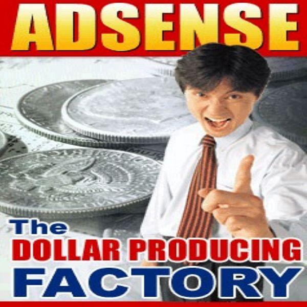Imagem principal do produto Adsense The Dollar Procucing Factory
