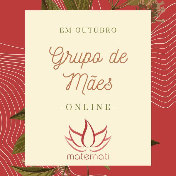Imagem principal do produto Grupo Online para Mães