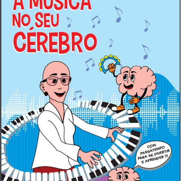 Imagem principal do produto CEREBRANDO EM: A MÚSICA NO SEU CÉREBRO (HQ)