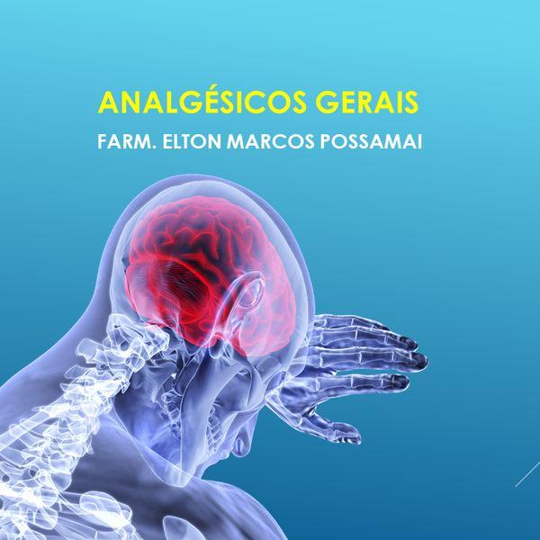 Imagem principal do produto Atendente de Farmácia - Analgésicos Gerais e como Intercalar os Medicamentos