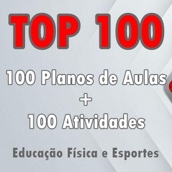 Imagem principal do produto TOP 100 planos de aulas + 100 atividades - Educação Física