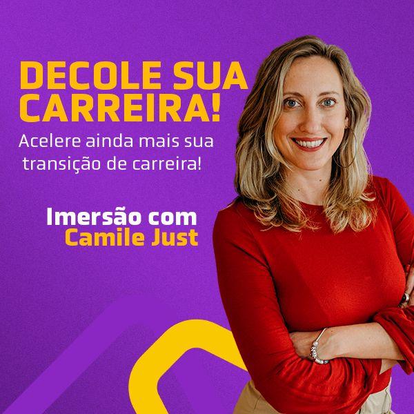 Imagem principal do produto Imersão Decole sua Carreira