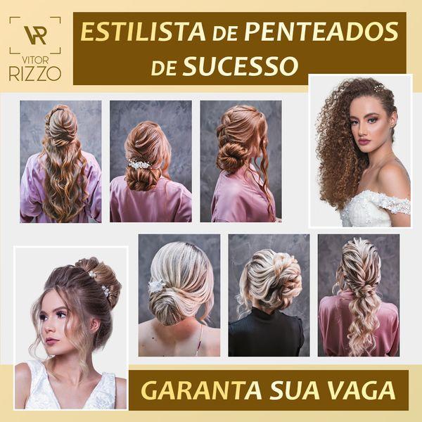 Imagem principal do produto Estilista de Penteados de Sucesso
