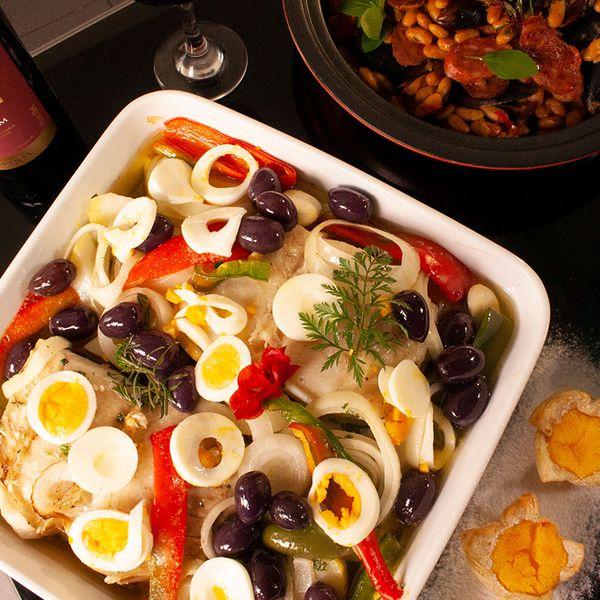 Imagem principal do produto A rica culinária de Portugal.