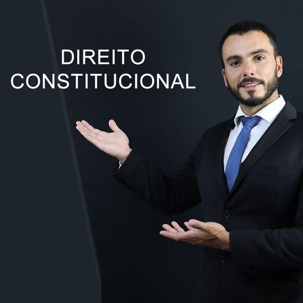 Imagem principal do produto Curso de Direito Constitucional   Prof. Victor Magalhães