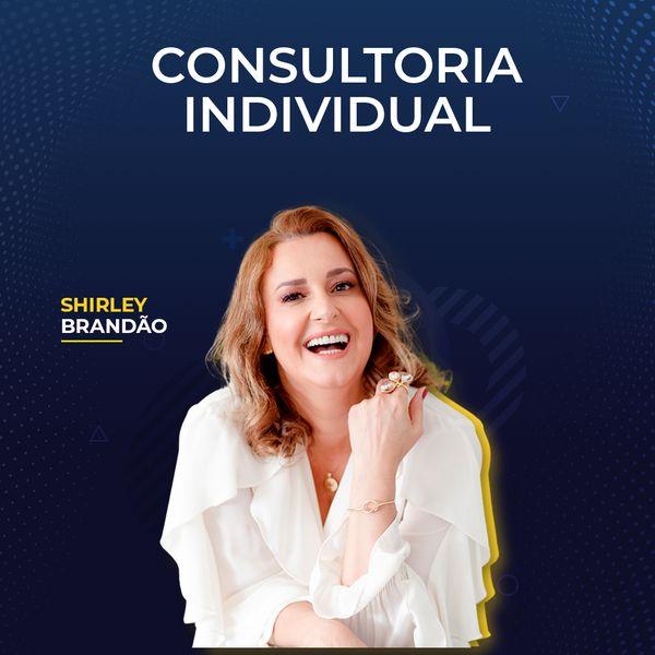 Imagem principal do produto Consultoria Individual com Shirley Brandão