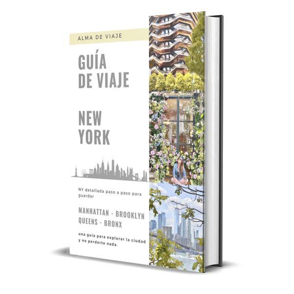 Imagem principal do produto GUIA NY digital