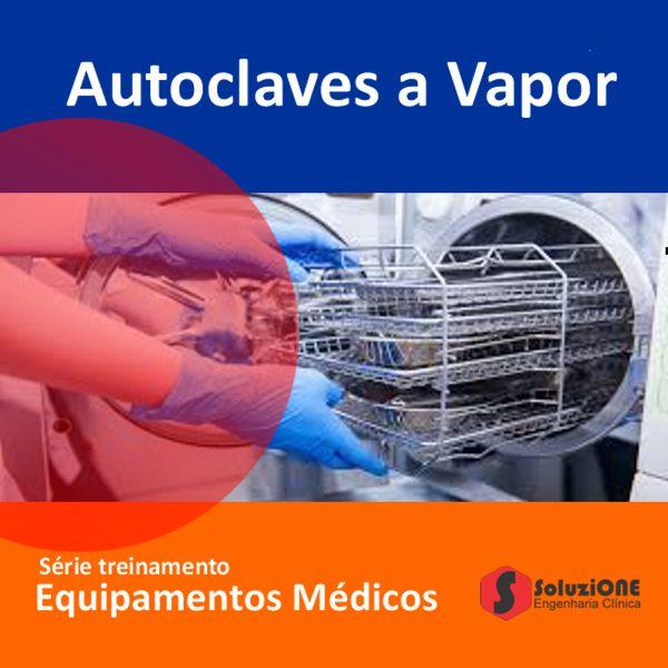 Imagem principal do produto Autoclave a vapor