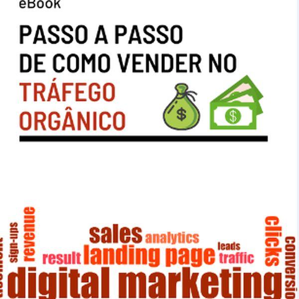 Imagem principal do produto COMO GANHAR DINHEIRO NO TRÁFEGO ORGÂNICO - MARKETING DIGITAL