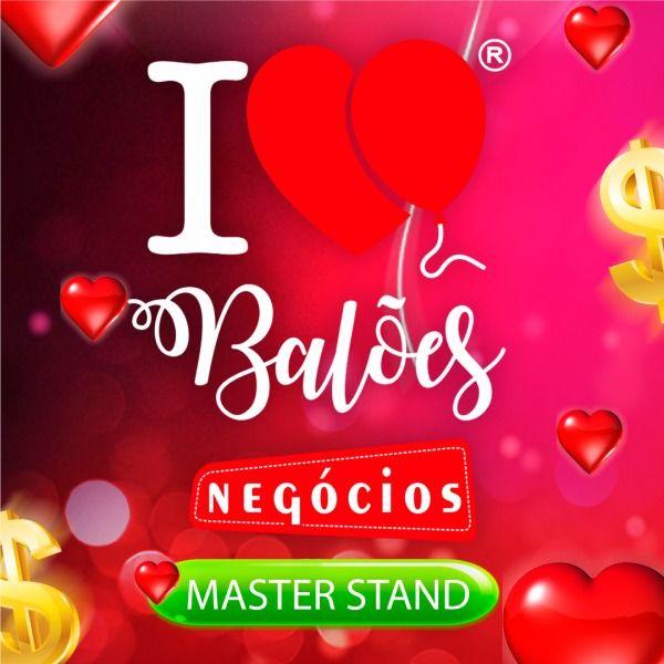 Imagem principal do produto STAND- Love Balões Negócios