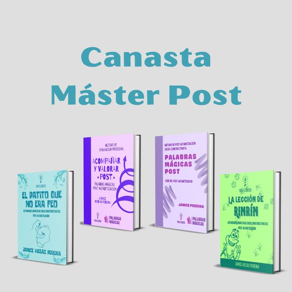 Imagem principal do produto CANASTA MÁSTER POST
