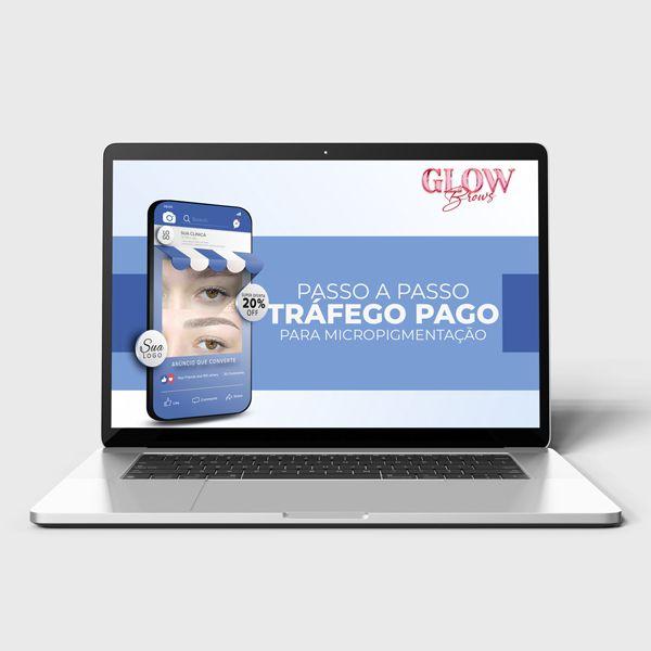Imagem principal do produto Vídeo e PDF - Passo a Passo Tráfego Pago para Micropigmentação