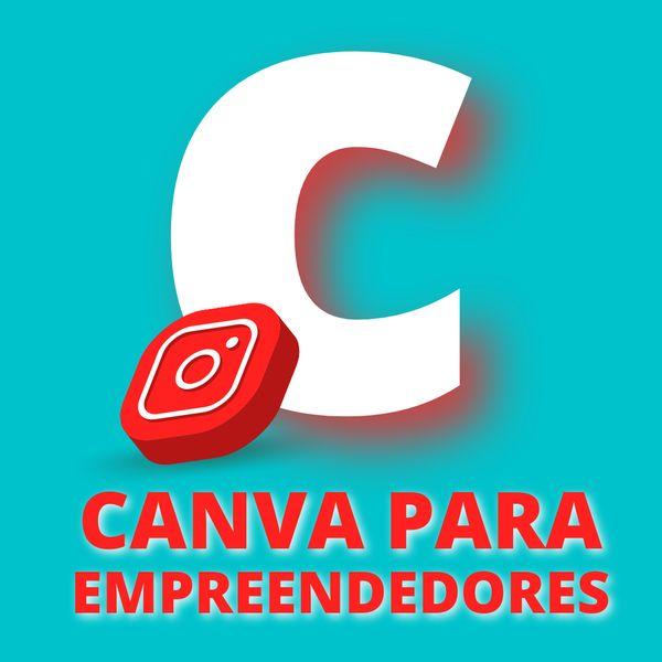 Imagem principal do produto Canva Para Empreendedores