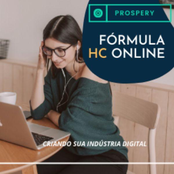 Imagem principal do produto Fórmula HC online