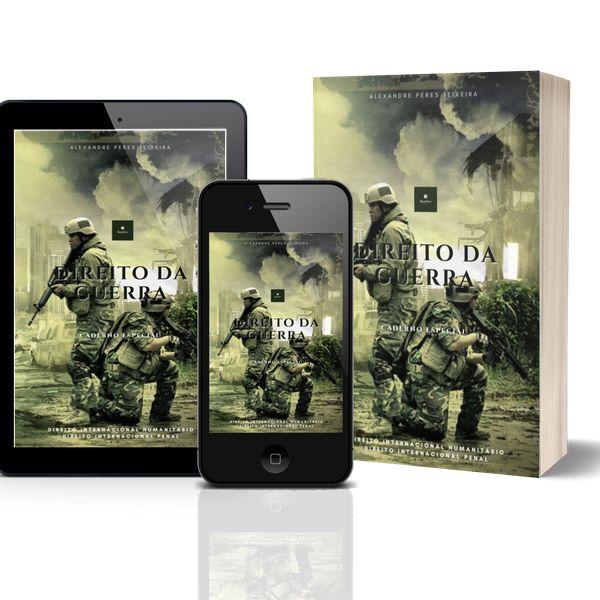Imagem principal do produto Curso Intensivo de Direito da Guerra - especial para concursos públicos
