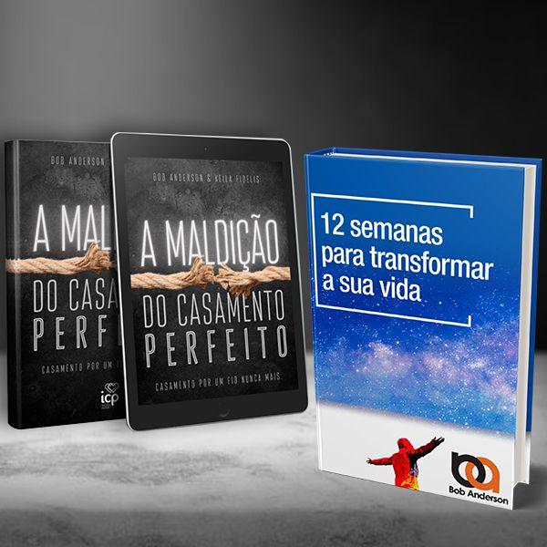 Imagem principal do produto 12 Semanas Para Transformar a Sua Vida + A Maldição do Casamento Perfeito