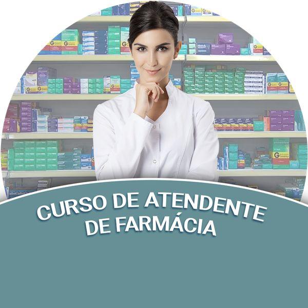 Imagem principal do produto Atendente de Farmácia