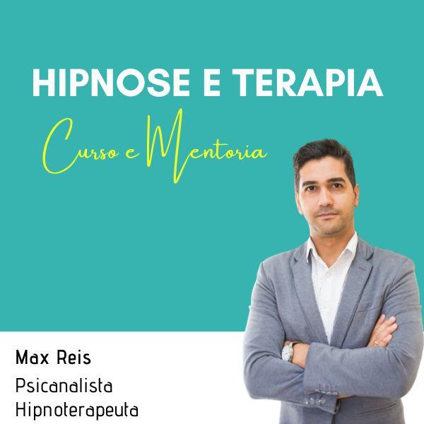 Imagem principal do produto Hipnose curso para terapeutas