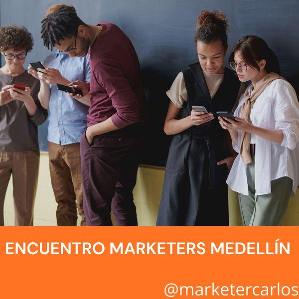 Imagem principal do produto Encuentro Marketers Cali