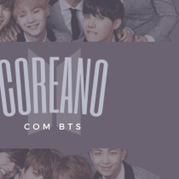 Imagem principal do produto Coreano com BTS