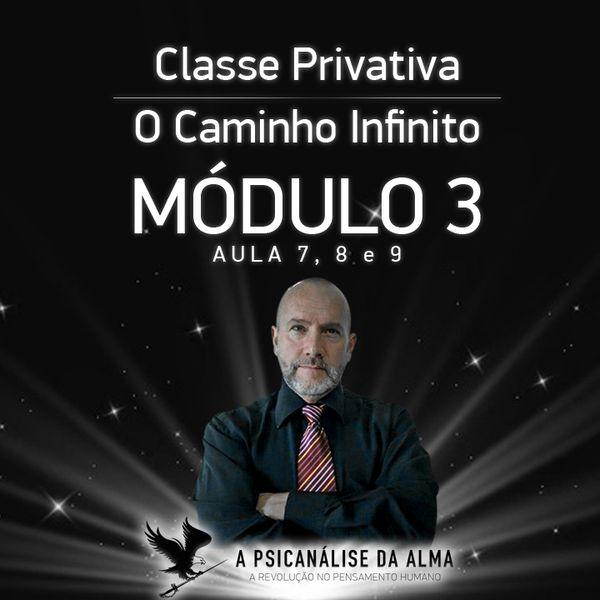 Imagem principal do produto Classe Privativa - O Caminho Infinito - Módulo 3