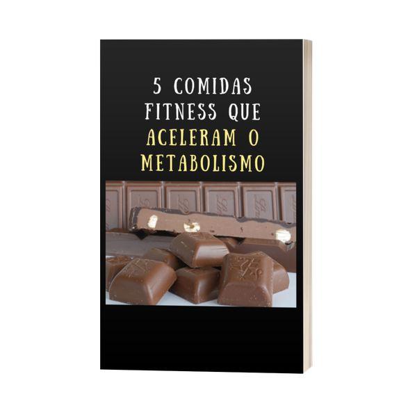 Imagem principal do produto 5 comidas fitness que aceleram o metabolismo