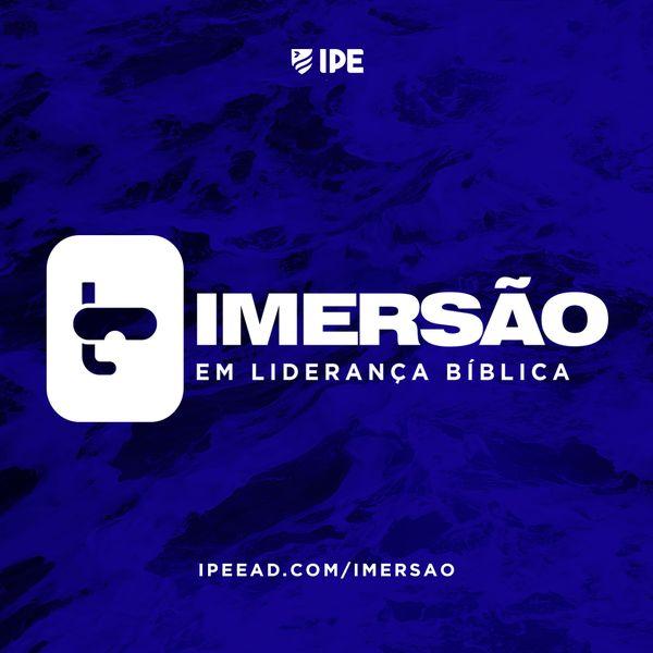 Imagem principal do produto IPE REVIEW: Imersão em Liderança Bíblica