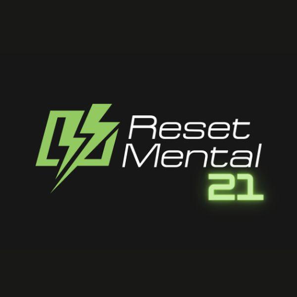 Imagem principal do produto Desafio Reset Mental 21 dias