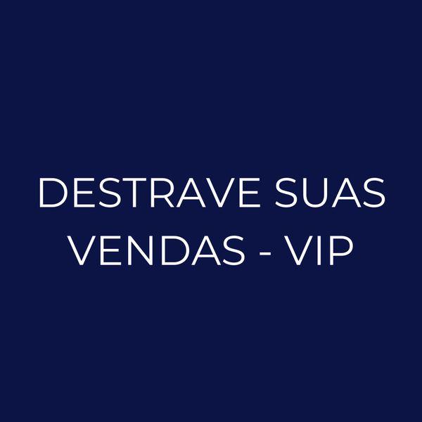 Imagem principal do produto Imersão Destrave Suas Vendas - VIP