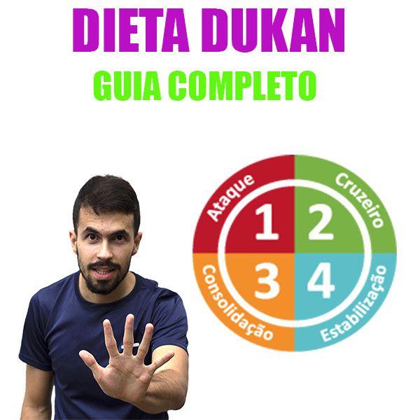 Imagem principal do produto Dieta Dukan Passo a Passo