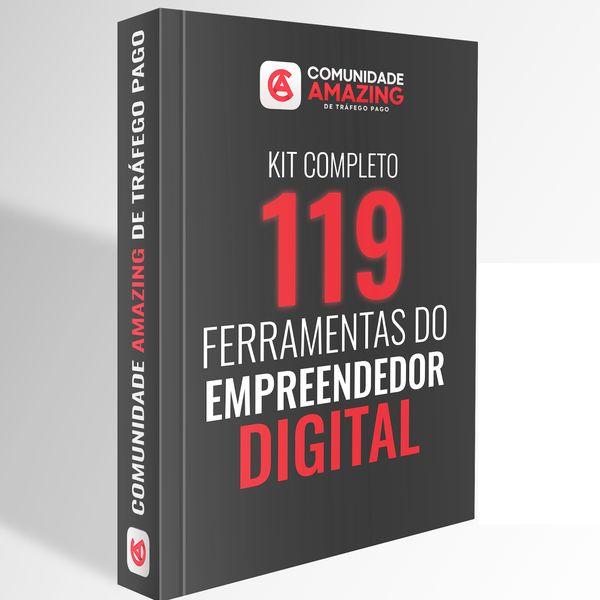 Imagem principal do produto KIT DE FERRAMENTAS DO EMPREENDEDOR DIGITAL