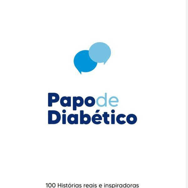 Imagem principal do produto Livro digital Papo de Diabético   de Fred Prado