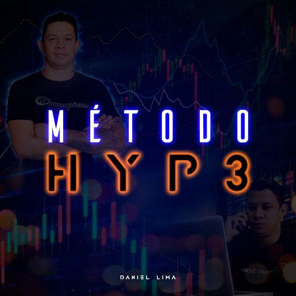 Imagem principal do produto Método Hyp3
